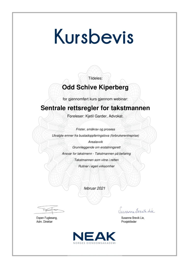 Diplom_Sentrale rettsregler for takstbransjen-1